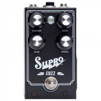 Photo SUPRO FUZZ EFFECT PEDAL