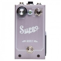 Photo SUPRO BOOST EFFECT PEDAL