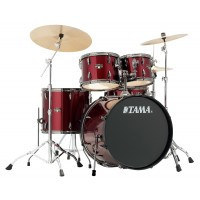 Photo TAMA IP52KH6N-BVTR - IMPERIALSTAR 5PC VINTAGE RED