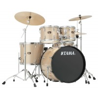 Photo TAMA IP52KH6N-CHM - IMPERIALSTAR 5PC CHAMPAGNE MIST
