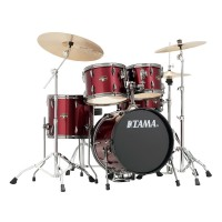 Photo TAMA IP58H6N-BVTR - IMPERIALSTAR 5PC VINTAGE RED