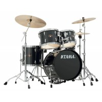 Photo TAMA IP58H6N-HBK - IMPERIALSTAR 5PC HAIRLINE BLACK