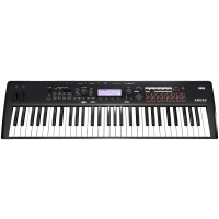 Photo KORG KROSS 2 - 61 NOTES WORKSTATION MATTE BLACK