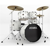 Photo TAMA RM50YH6C-WH - RHYTHM MATE 5PC WHITE