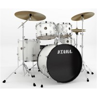 Photo TAMA RM52KH6C-WH - RHYTHM MATE 5PC WHITE