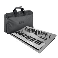 Photo KORG MINILOGUE + HOUSSE DE TRANSPORT OFFERTE