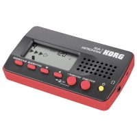 Photo KORG MA-1BKRD - MÉTRONOME BLACK/RED