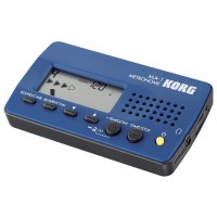 Photo KORG MA-1BLBK - MÉTRONOME BLACK/BLUE