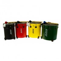 Photo GOPE GOP-PK-MAOSET - PACK SAMBA SET SURDO DE MAO