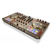Photo PIONEER DDJ-SX2-N CONTROLEUR SERATO GOLD LIMITED EDITION