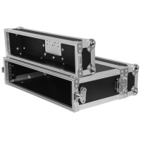 "Photo POWER FLIGHTS FCE 2 MK2 SHORT RACK 19"" 2U COURT"
