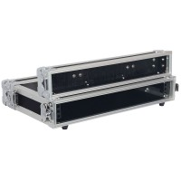 "Photo POWER FLIGHTS FCE 1 MK2 SHORT RACK 19"" 1U COURT"