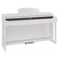 Photo ROLAND HP601-WH PIANO NUMÉRIQUE BLANC