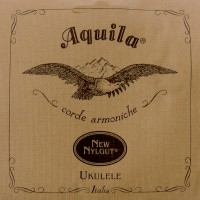 Photo AQUILA NEW NYLGUT UKULELE TENOR DO - SOL AIGU