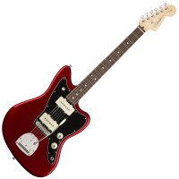 Photo FENDER AMERICAN PROFESSIONAL JAZZMASTER CANDY APPLE RED RW