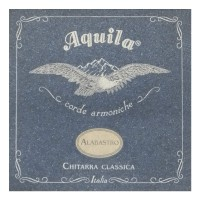 Photo AQUILA ALABASTRO GUITARE CLASSIQUE LIGHT