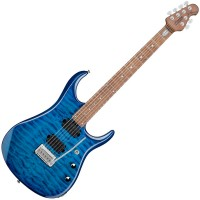 Photo STERLING BY MUSIC MAN JOHN PETRUCCI JP150 NEPTUNE BLUE