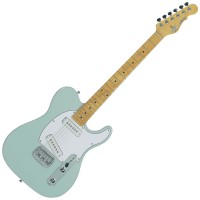 Photo G&L TRIBUTE ASAT SPECIAL SURF GREEN/ERABLE