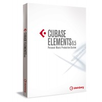 Photo STEINBERG CUBASE ELEMENTS 9.5