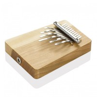 Photo HOKEMA MINI-KALIMBA 11 LAMES ELECTRO