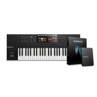 Photo NATIVE INSTRUMENTS KOMPLETE KONTROL S49 MK2 + KOMPLETE 11 ULTIMATE