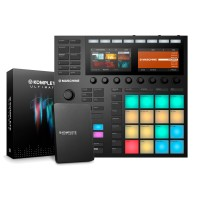 Photo NATIVE INSTRUMENTS MASCHINE MKIII + KOMPLETE 11 ULTIMATE