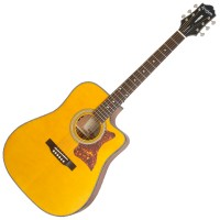 Photo EPIPHONE DR-400MCE ACOUSTIC/ELECTRIC NATURAL SATIN