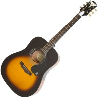 Photo EPIPHONE PRO-1 ACOUSTIC VINTAGE SUNBURST