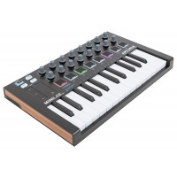 Photo ARTURIA MINILAB MKII BLACK EDITION