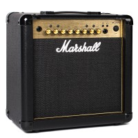 Photo MARSHALL MG15GFX GOLD