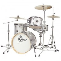 Photo GRETSCH DRUMS CATALINA MAPLE JAZZ SILVER SPARKLE
