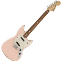 Photo FENDER OFFSET MUSTANG SHELL PINK
