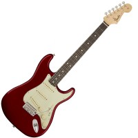 Photo FENDER AMERICAN ORIGINAL 60S STRATOCASTER CANDY APPLE RED RW