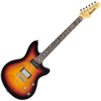 Photo IBANEZ CMM3-TFB - CHRIS MILLER SIGNATURE - TRI FADE BURST