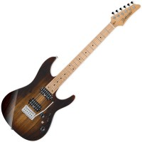 Photo IBANEZ AZ242BC-DET PREMIUM - DEEP ESPRESSO BURST