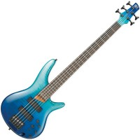 Photo IBANEZ SR875-BRG - 5 CORDES - BLUE REEF GRADATION