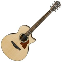 Photo IBANEZ AE205JR-OPN - OPEN PORE NATURAL