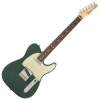 Photo FENDER AMERICAN SPECIAL TELECASTER SHERWOOD GREEN METALLIC RW