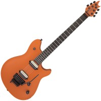 Photo EVH WOLFGANG SPECIAL EB SATIN ORANGE CRUSH