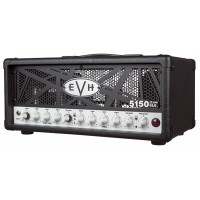 Photo EVH 5150III HEAD 50W 6L6 BLACK