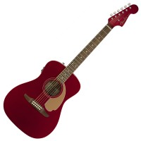 Photo FENDER MALIBU PLAYER CANDY APPLE RED
