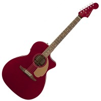 Photo FENDER NEWPORTER PLAYER CANDY APPLE RED