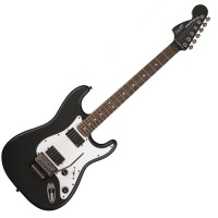 Photo SQUIER CONTEMPORARY ACTIVE STRATOCASTER HH FLAT BLACK