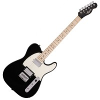 Photo SQUIER CONTEMPORARY TELECASTER HH BLACK METALLIC