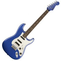 Photo SQUIER CONTEMPORARY STRATOCASTER HSS OCEAN BLUE METALLIC
