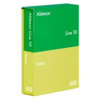 Photo ABLETON LIVE 10 INTRO