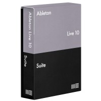 Photo ABLETON LIVE 10 SUITE EDITION