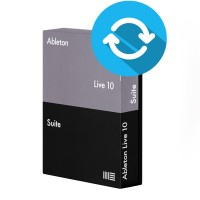 Photo ABLETON MISE A NIVEAU DE LIVE10 INTRO VERS SUITE 10