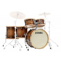 Photo TAMA LMP52RTLS-GSE - S.L.P. STUDIO MAPLE 5 FÛTS GLOSS SIENNA