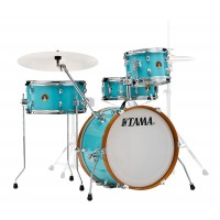 Photo TAMA LJK48S-AQB CLUB-JAM KIT AQUA BLUE